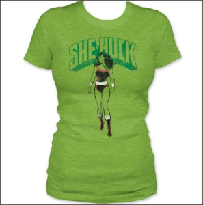 She Hulk shirt