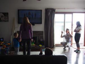 Paul directs Lori & Laird