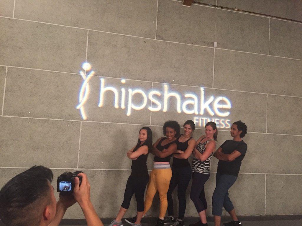 Photo session with Dancehall Jam crew: Anne, Zen, Grace, Annick & Shaun