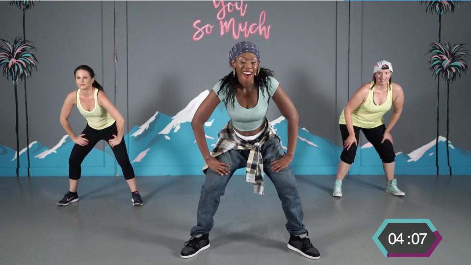 hip hop dance moves old school