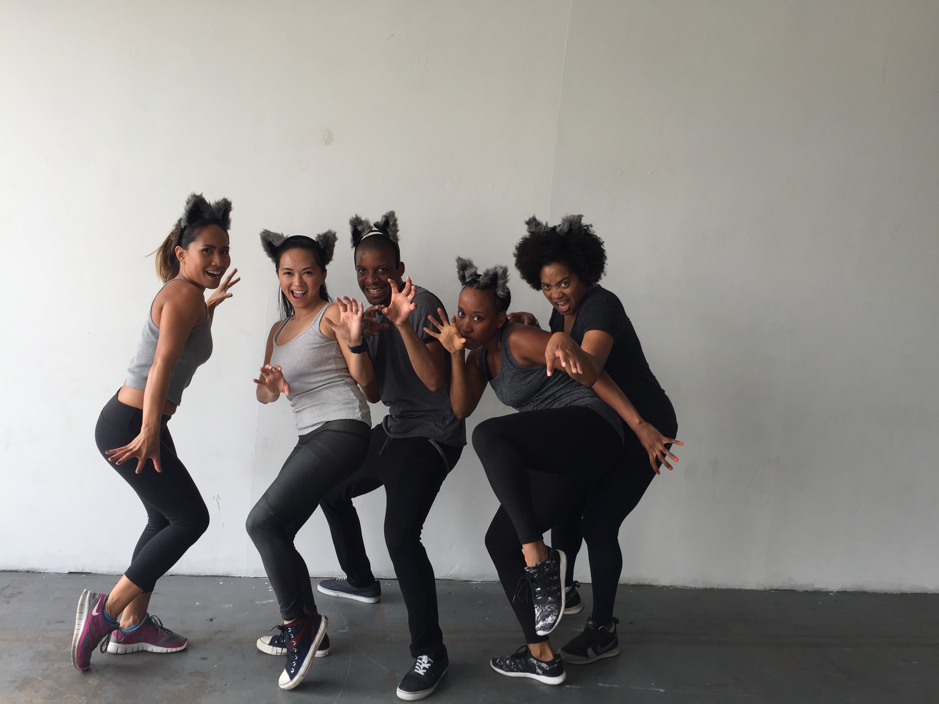 Shewolf Danehall Jam workout