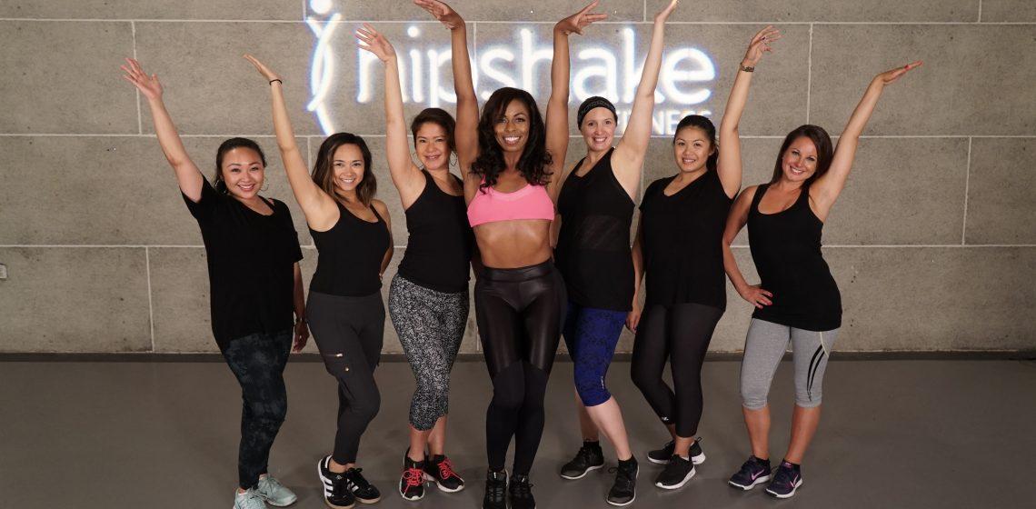 womens workout hip hop class