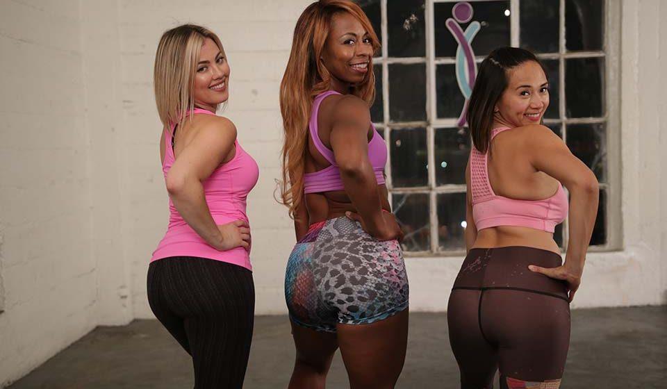 KATRINA: Sexy Dance Big Ass