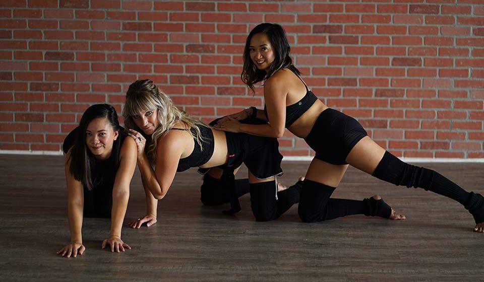 burlesque dance workout