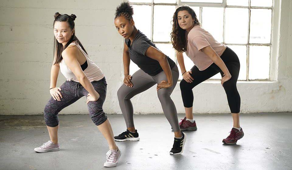 dance workout dancehall