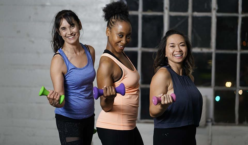 Quick And Fun Upper Body Workouts For Women