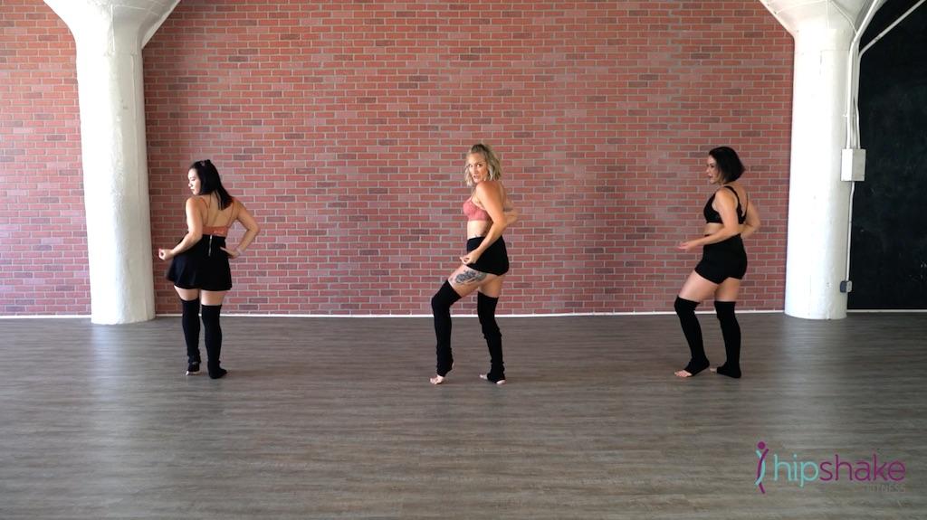 sexy dance burlesque