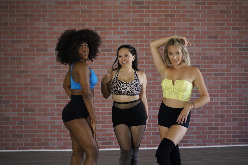 sexy dance fitness