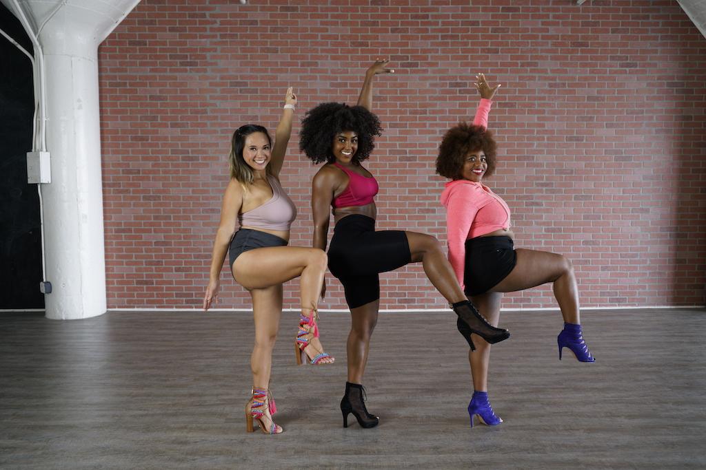 heels dance class 3