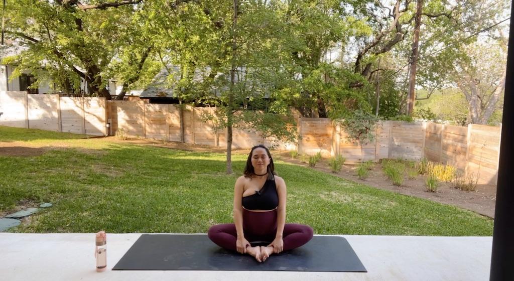 yoga pregnancy exercises